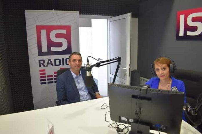 Gradski radio – IS radio počeo emitovanјe internet program