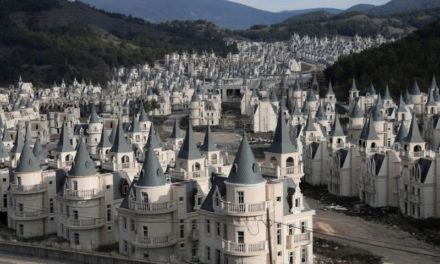 Kopije francuskog dvorca Loare u Turskoj