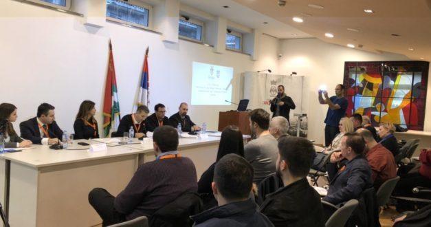 """Opština Istočno Novo Sarajevo na regionalnoj konferenciji """"Zajedno kroz IT"""""""