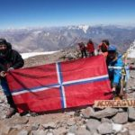 Zastava Istočnog Sarajeva zavijorila na vrhu Južne Amerike