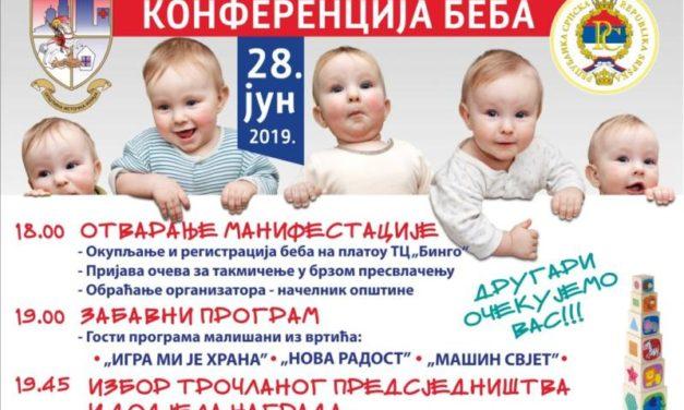 Konferencija beba 2019.