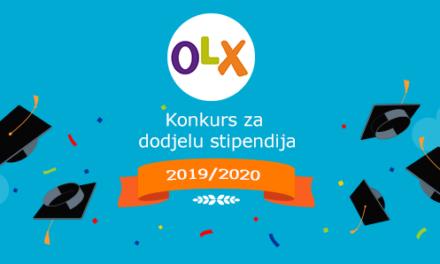 OLX konkurs za dodjelu 10 stipendija studentima