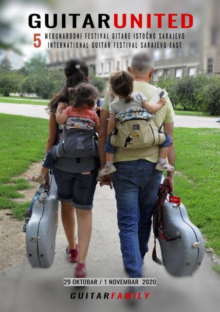 Počinje Peti međunarodni festival gitare u Istočnom Sarajevu