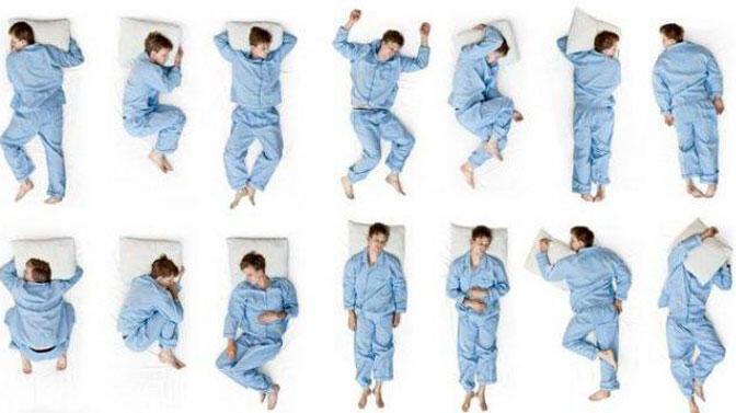 Položaj spavanja utiče na zdravlje? Tačno!
