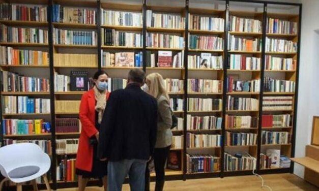 Beč: Otvorena srpska biblioteka sa više od 5.000 naslova