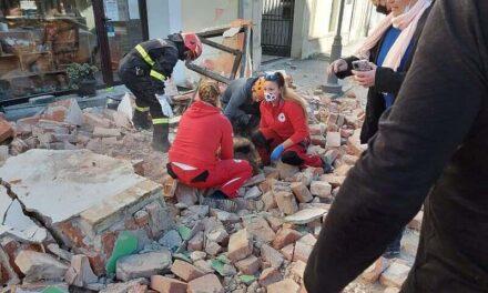 Dramatično stanje u Hrvatskoj: U zemljotresu u Petrinji poginulo dijete