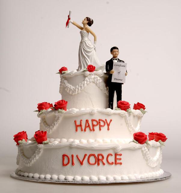Zašto se razvodimo? Prvenstveno zato što smo u braku i iz još nekoliko razloga