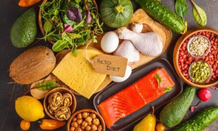 Keto jelovnik i popis namirnica