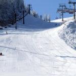 Zimska idila na Jahorini, više od dva metra snijega