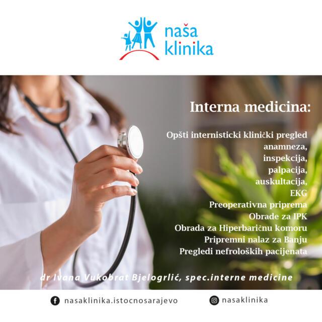 Naša klinika