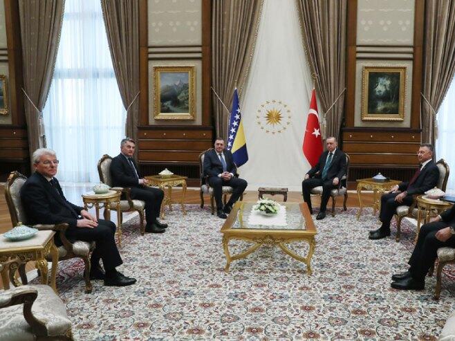 Šta je dogovoreno u Turskoj?