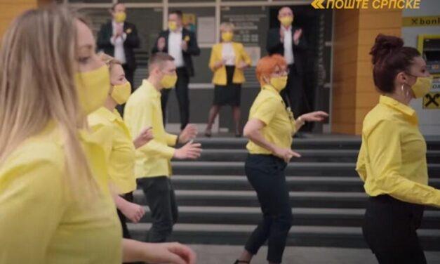 Rasplesani radnici Pošta Srpske konačno predstavili i spot