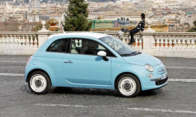 Do kraja decenije kompanija Fiat prelazi samo na električna vozila