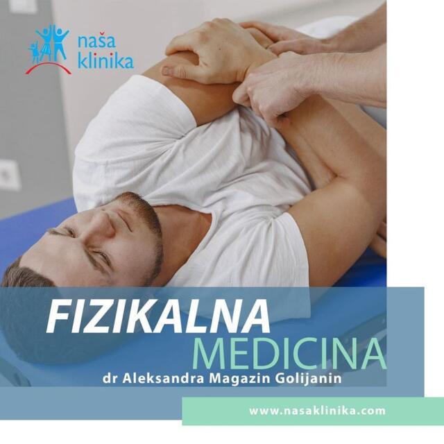 Pregledi iz oblasti fizikalne medicine i rehabilitacije