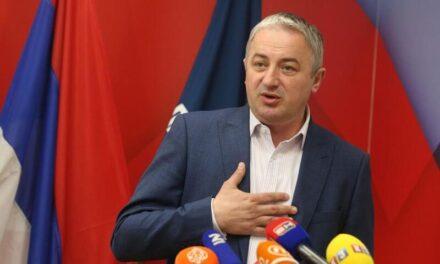 Borenović: Odluka odlazećeg Visokog predstavnika politički katastrofalan potez