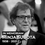Voditelj i kompozitor Minja Subota