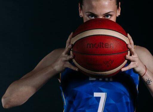 """INTERVJU: Nikolina Babić """"Pokazali smo cijelom košarkaškom svijetu koliko srce imamo!"""""""
